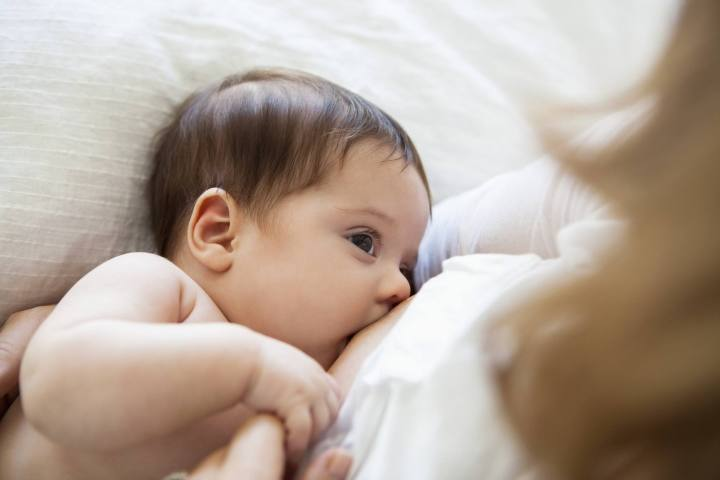 Breastfeeding and expressing- MUSTKNOW.
